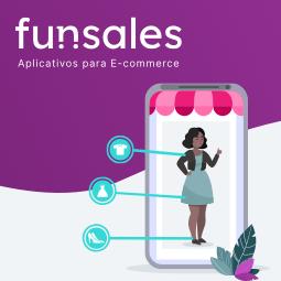 loja de aplicativos para e-commerce